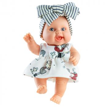 00148 Кукла-пупс Берта, 22 см
