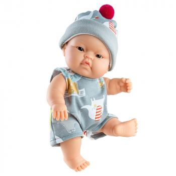 00151 Кукла-пупс Лукас, 22 см