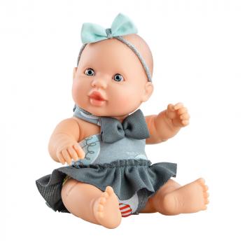 00152 Кукла-пупс Грета, 22 см