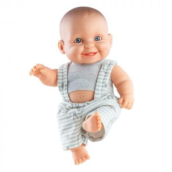 00156 Кукла-пупс Грег, 22 см