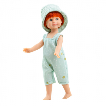 02111 Кукла Давид, 21 см